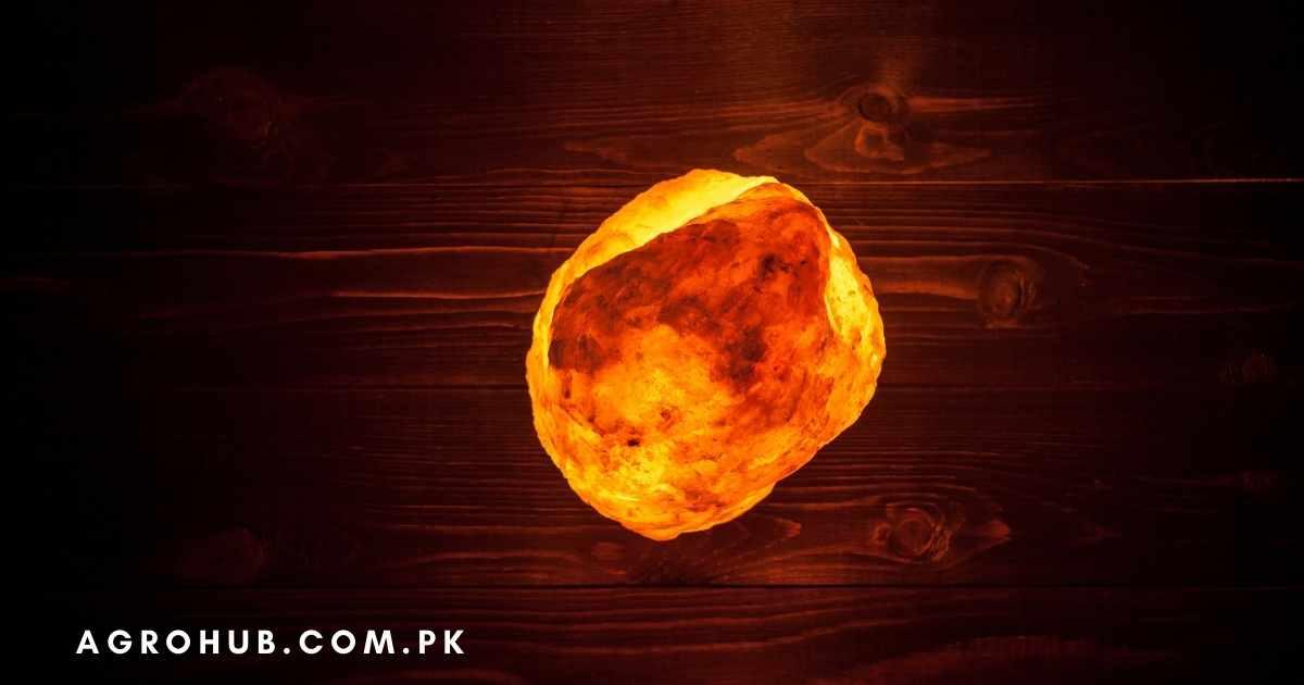 Himalayan Salt Lamp Warning