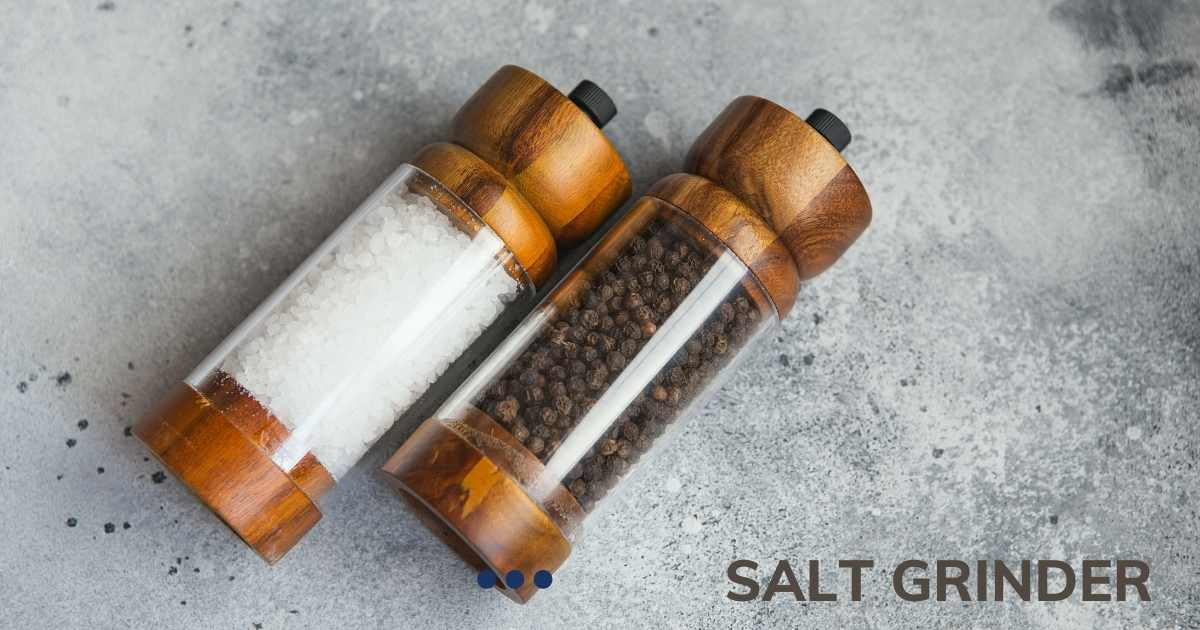 Rock Salt Grinder