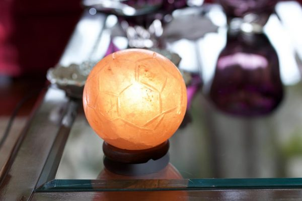 Football Shape Lamp